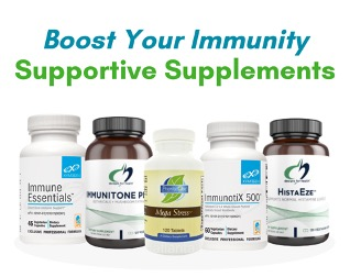 Dietary supplements - Boost your immunity