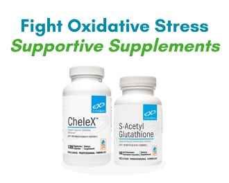 Dietary supplements - Fight Oxidative Stress